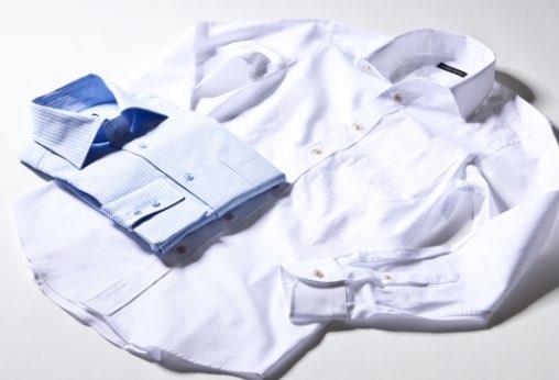 男性へ、シャツのオーダー体験