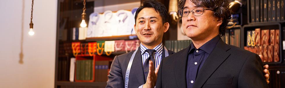 azabu tailor 銀座 7th 店