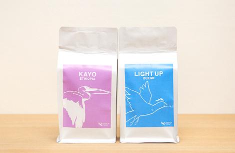 LIGHT UP COFFEE 300g